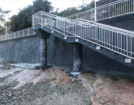 Stairs and Retaining Walls