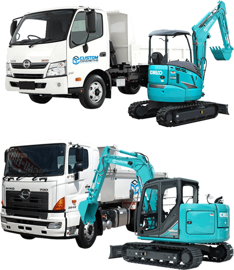 Excavation and tipper hire wollongong